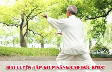 Bài luyện tập giúp nâng cao sức khỏe
