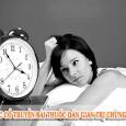 Dược học cổ truyền bài thuốc dân gian trị chứng mất ngủ