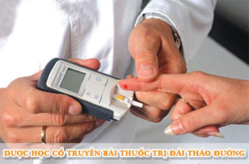 Dược học cổ truyền bài thuốc trị đái tháo đường