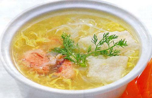 Món ăn bài thuốc từ bong bóng cá tốt cho cả hai giới