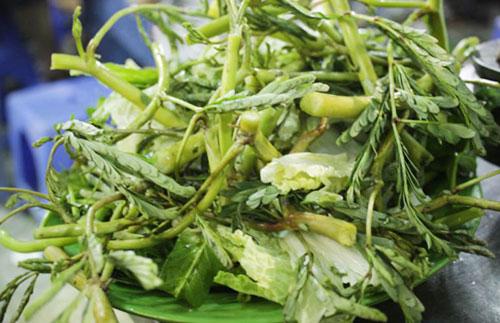 Món ăn bài thuốc an thần mát gan giải nhiệt độc từ rau nhút