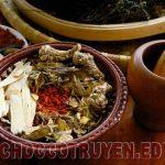 Bài thuốc Đông Y chữa viêm họng, viêm phế quản mạn tính