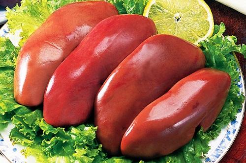 Bầu dục lợn nấu với khiếm thực là món ăn bài thuốc chữa tiểu đêm