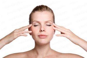 Tập yoga chăm sóc mắt