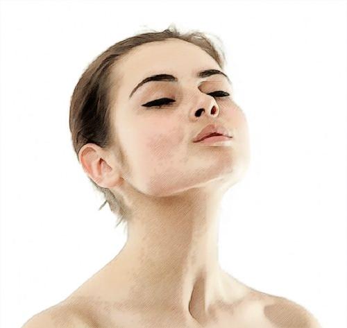 Bạn giữ có xương sống thẳng và hít sâu bằng mũi, giữ chặt môi, sau đó hít vào thở ra