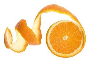Mặt nạ vỏ cam