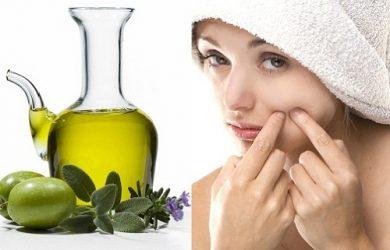 Cách làm trẻ hóa da mặt bằng mặt nạ dầu ôliu