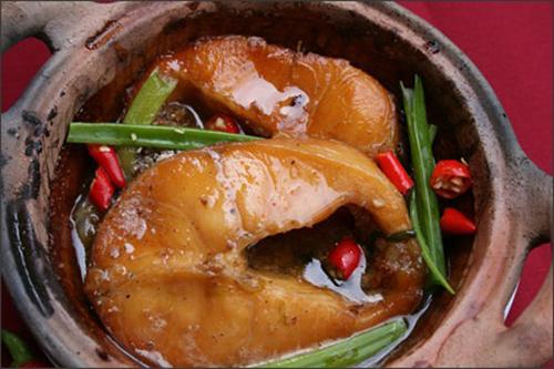 Cá chép là thực phẩm quen thuộc với phụ nữ sau sinh