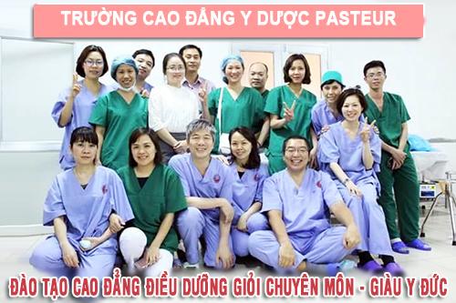 Hồ sơ xét tuyển Cao đẳng điều dưỡng Hà Nội trong năm 2017 ra sao?