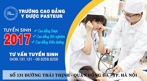 Trường Cao đẳng Y Dược Pasteur Hà Nội