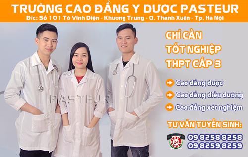 Địa chỉ học liên thông Cao đẳng Dược tại Hà Nội vào buổi tối?