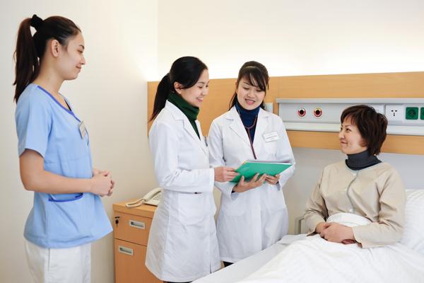 Trung cấp Y sĩ y học cổ truyền có được liên thông Cao đẳng Điều dưỡng?