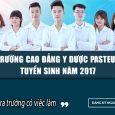 Trường Cao đẳng Y Dược Pasteur thông báo tuyển sinh Cao đẳng Dược