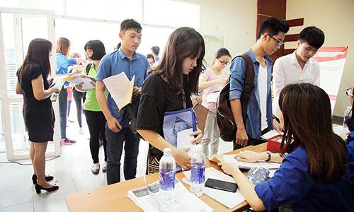 Công bố chỉ tiêu nguyện vọng bổ sung trường Học viện Ngân hàng năm 2017