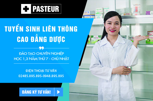 Học Liên thông Cao đẳng Dược tại Trường Cao đẳng Y Dược Pasteur có những ưu điểm gì?