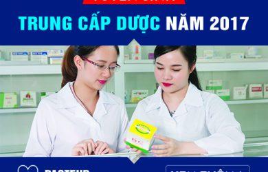 Trường Trung cấp Y khoa Pasteur tuyển sinh Trung cấp Dược