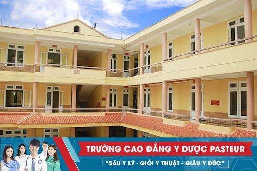 Trường Cao đẳng Y Dược Pasteur Xét tuyển Văn bằng 2 Cao đẳng Y Dược