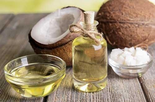 Sử dụng dầu dừa nấu ăn tốt cho giảm cân
