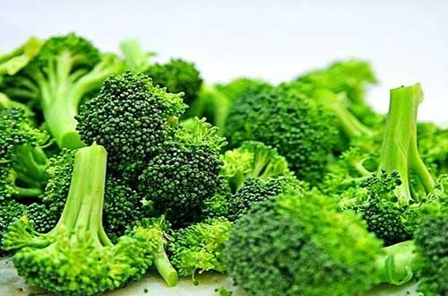 Giúp giảm Cholesterol nhờ ăn súp lơ xanh