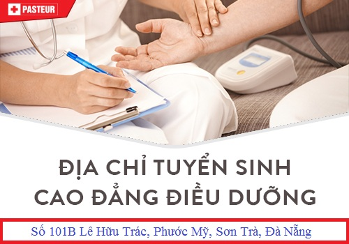 Địa chỉ tuyển sinh Cao đẳng Điều dưỡng Đà Nẵng
