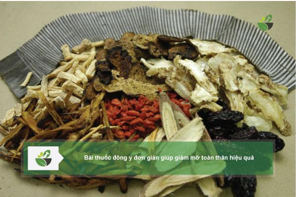 Tiết lộ 7 bài thuốc Đông y giúp giảm mỡ máu toàn thân hiệu quả