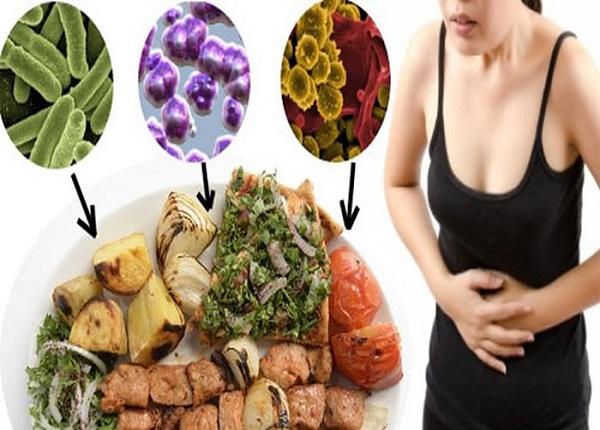 Có nhiều nguyên nhân dẫn đến tình trạng ngộ độc thực phẩm