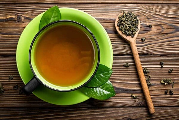 Công dụng lý tưởng của việc uống trà xanh mỗi ngày